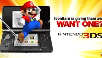 Nintendo 3DS Giveaway, get yours free