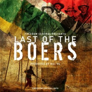 last of the boers poster