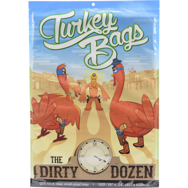 Turkey Bags - Left Coast Wholesale