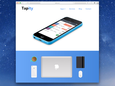 The New Tapity