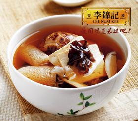 菌菇炖豆腐
