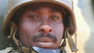 Kenyan soildier 1