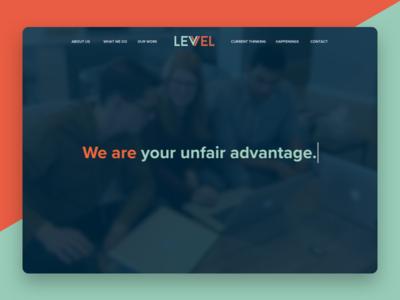 Levvel's New Website