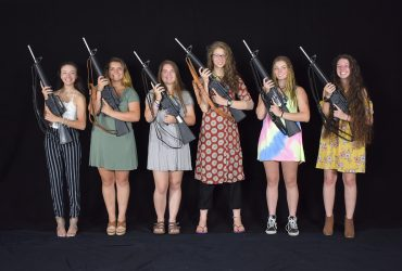 Iron Women Compete in the 2018 Rattle Battle