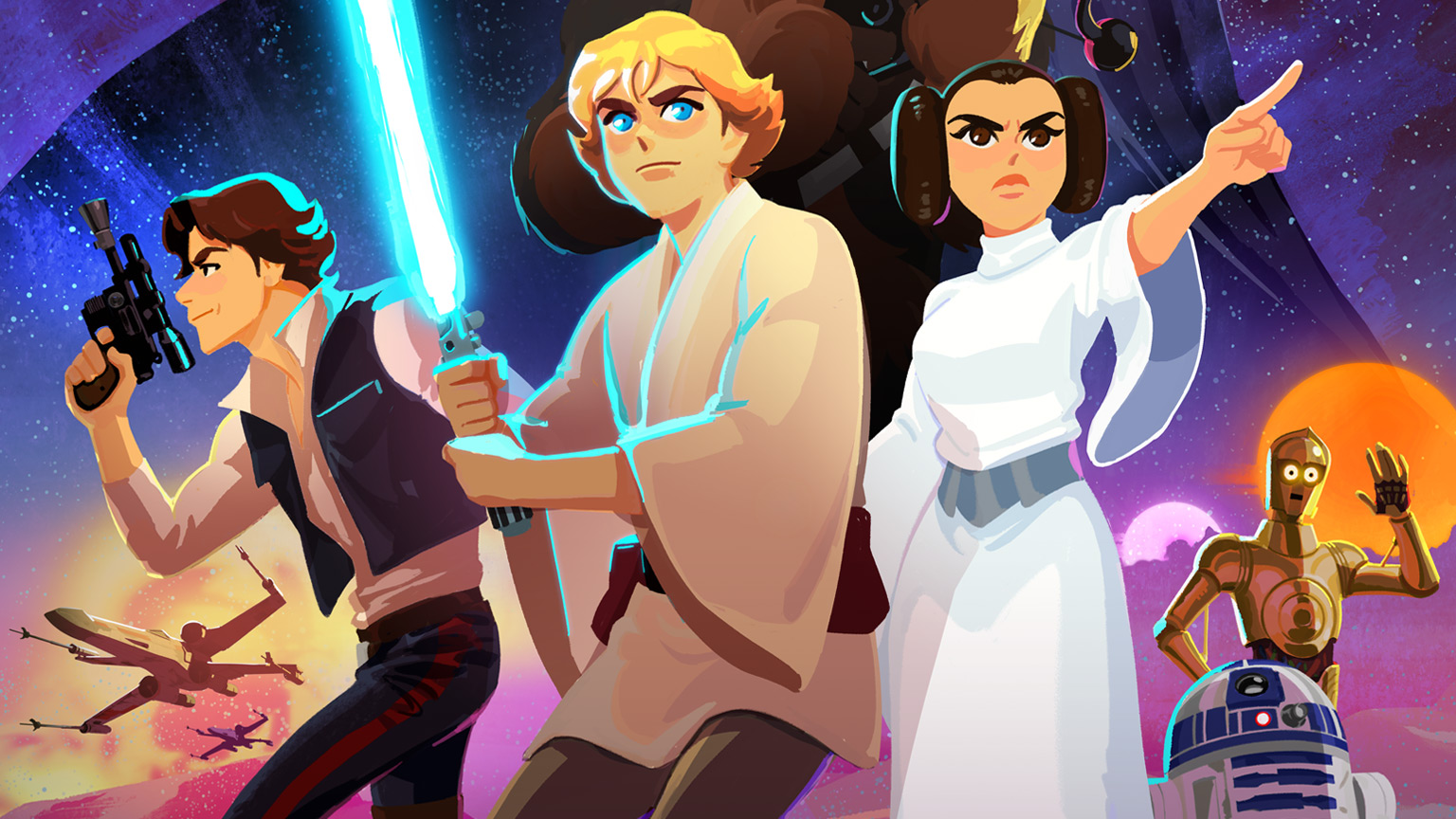 "Star Wars Galaxy of Adventures to Debut on New ""Star Wars Kids"" YouTube Channel"