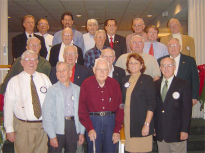 Past Presidents - Milledgeville Rotary Club