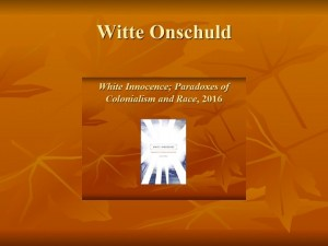 5. Witte onschuld
