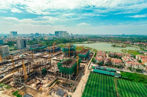Tiến độ thi công chung cư An Bình City ngày 11 - 11 - 2016