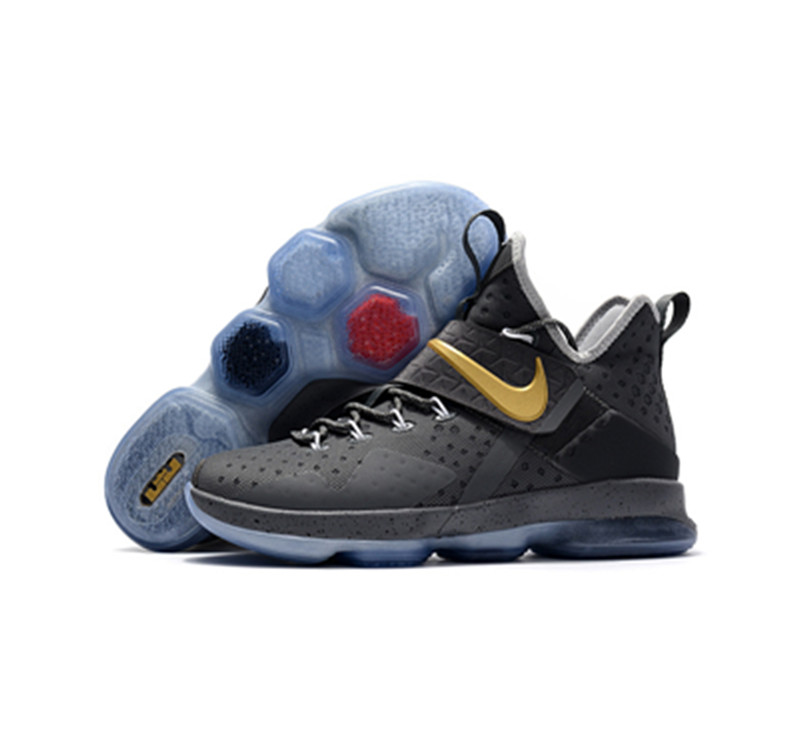 Nike Lebron James 14 Shoes grey
