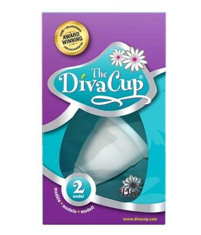 [ 降价13% ] 奇葩物!The DivaCup 月事杯 2号