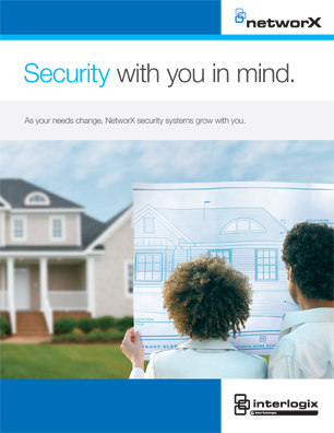 Business Security Commercial Fence Monitor System