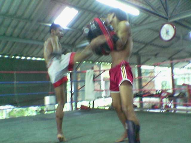 Learn Muay Thai in Phuket Thailand