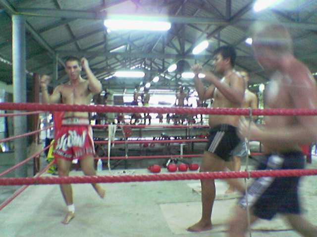 Phuket Thailand Muay Thai Boxing Camp