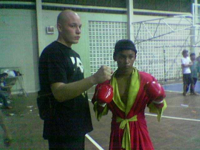 Learn Muay Thai in Phuket Thailand