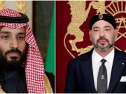 Moroccans Thank King Mohammed VI for Not Receiving Fallen-from-Grace MBS