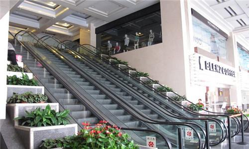 临沂电梯之扶梯