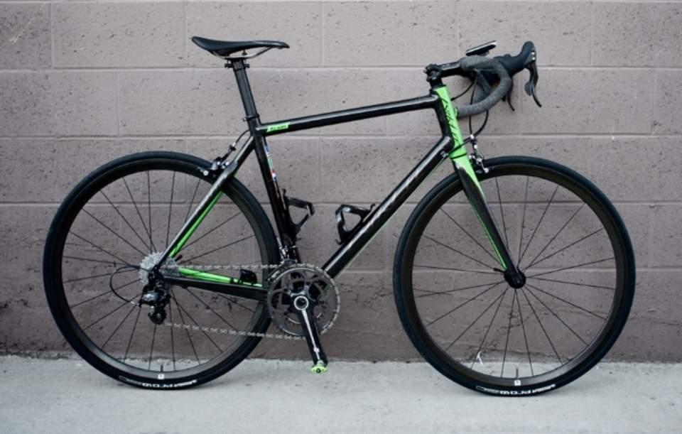 KirkLee Backlash road bike