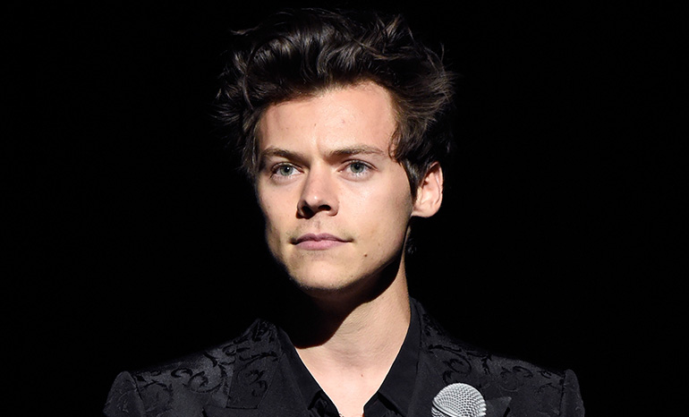 Harry Styles Celebrity Crushes