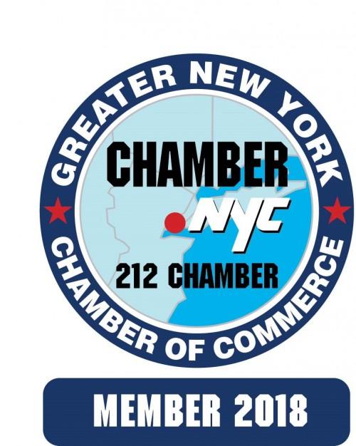Greater New York Chamber of Commerce  2018 Member