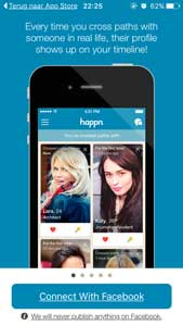 Create Happn Profile