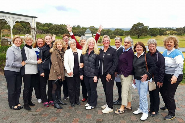 Ladies Golf – Welcoming new players