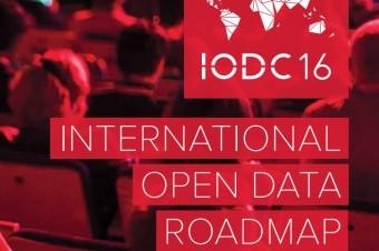 Launch of the International Open Data Roadmap 2017-2018!