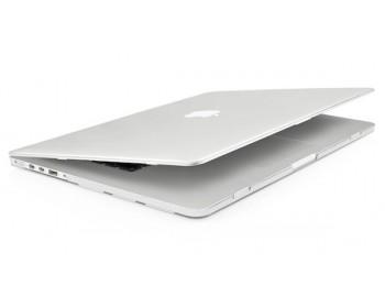 "Macally ProShell for MacBook Pro 15"" (Retina), Transparent"
