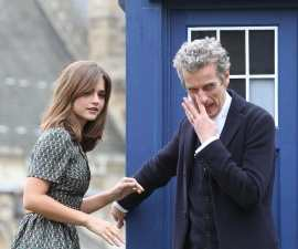 Jenna Coleman has reportedly quit Doctor Who TheFuss.co.uk