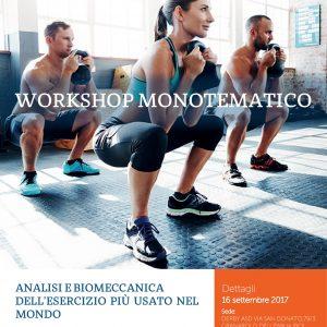 FLEXIBILITY AND MOBILITY FOR SQUATTING Analisi e biomeccanica dell'esercizio più usato nel mondo