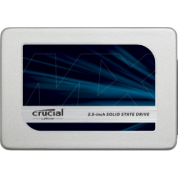 Crucial MX500 2TB SATA 2.5-inch 7mm (with 9.5mm adapter) Internal SSD