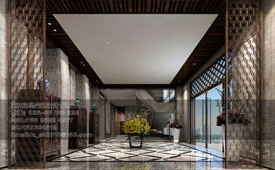 和昌地产南京销售中心会所