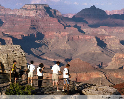 Great Venture tours to Grand Canyon