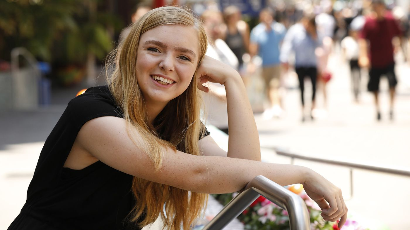 Elsie Fisher of 'Eighth Grade' on scoring her first Golden Globe nomination and her social media reaction