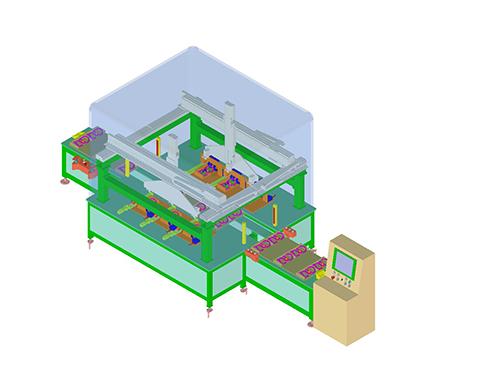 零件尺寸测量系统