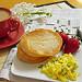 paneer bhurji breakfast