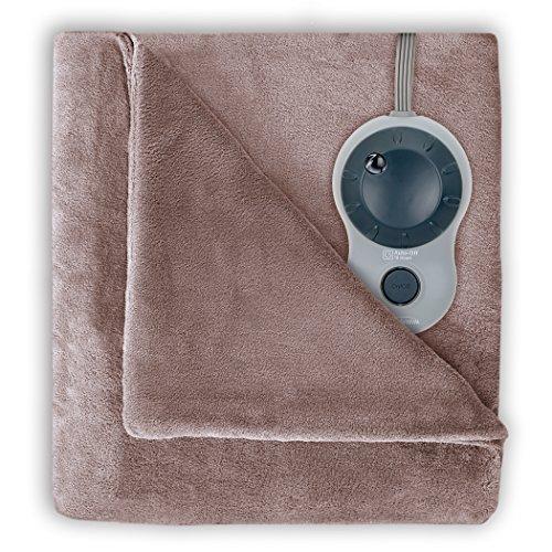 61F12daSkkL 1 Sunbeam Velvet Plush Heated Blanket Review