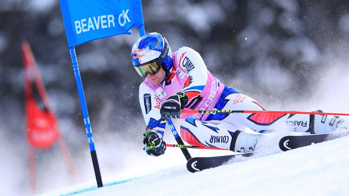 DIRECT VIDEO. Ski alpin : Slalom, Slalom Géant, suivez les épreuves du Critérium de la 1ère Neige à Val d'Isère