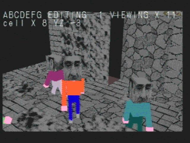 Net Yaroze game