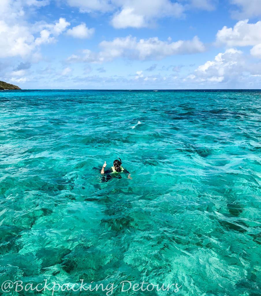 Snorkel Buck Island Reef St. Croix