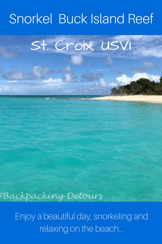 Snorkel Buck Island Reef, St. Croix