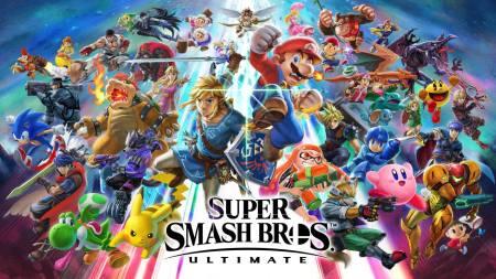'Super Smash Bros. Ultimate' Fastest Selling