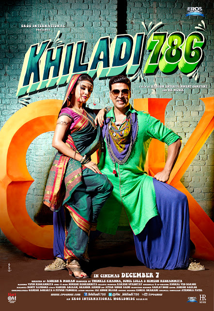khiladi 786 hd mp3 songs