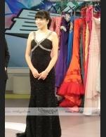 大连电台主持人选择天使在人间婚纱店礼服  LF2179