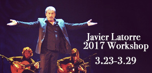 Javier Latorre  2017 Workshop