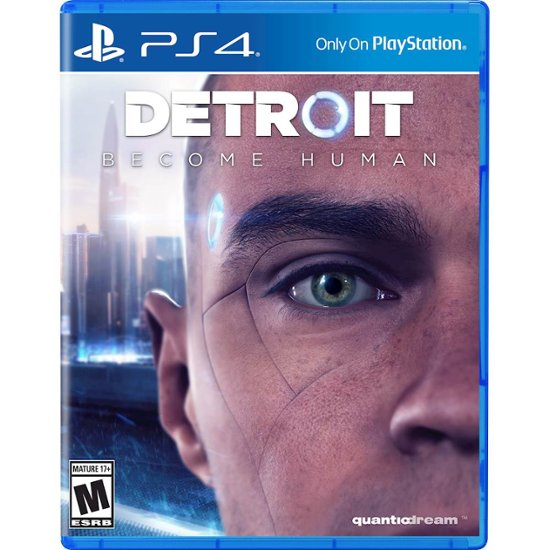 Detroit: Become Human - PlayStation 4 - Front_Zoom