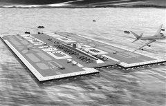美军拟建浮岛:1艘配两航母作战效能堪比5艘航母