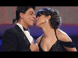 Shah Rukh Khan and Priyanka Chopra Picture