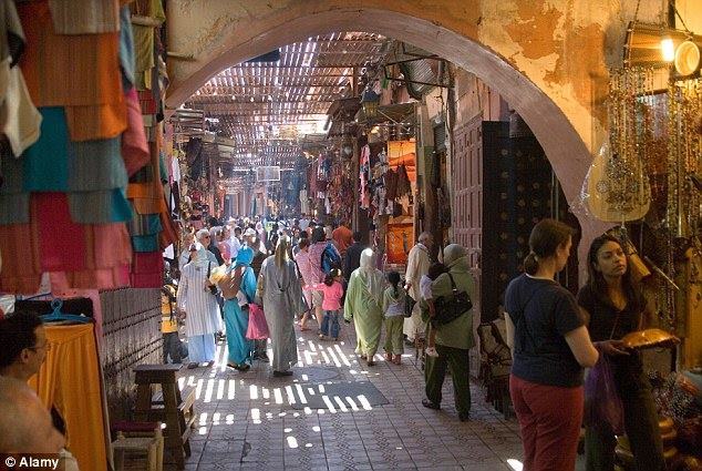 Morocco Is a Favorite New Year's Destination for Portugal