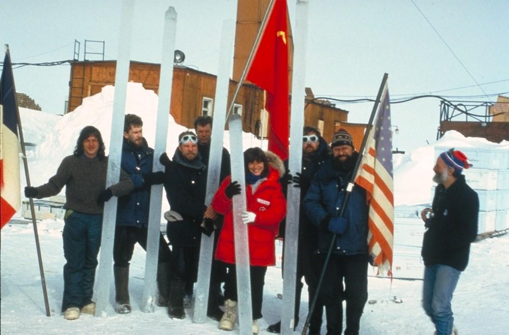 cambio climático testigos de hielo antártico para medir emisiones de co co2