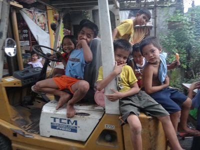街並み子供